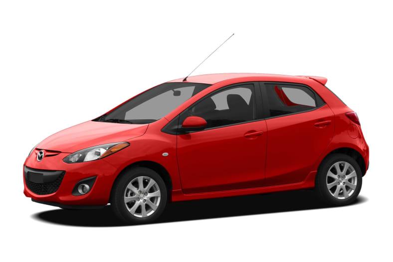2012 Mazda Mazda2 Information