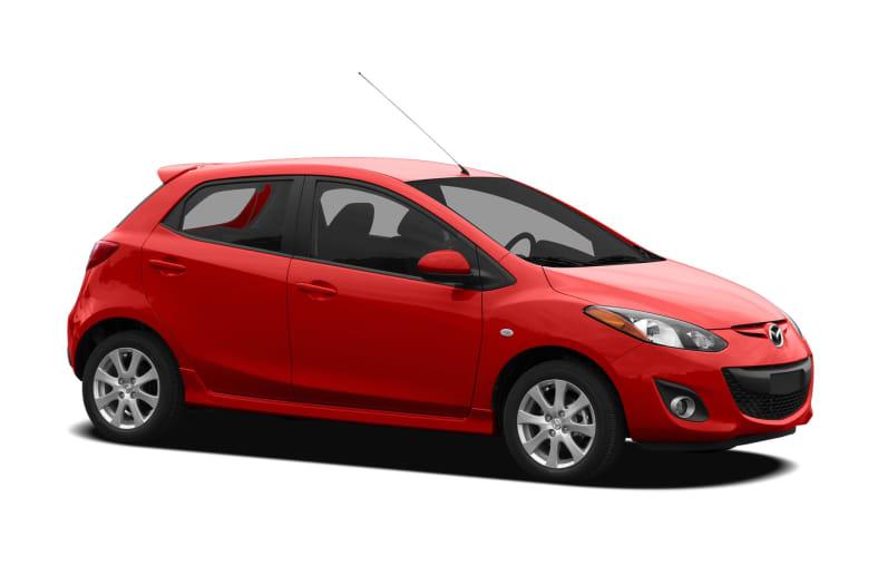 2012 Mazda Mazda2 Exterior Photo