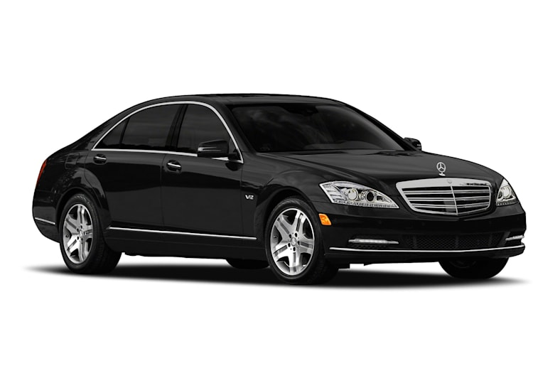 2012 Mercedes-Benz S-Class Information Мерседес S600 2012