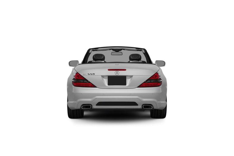 2012 Mercedes-Benz SL-Class Exterior Photo