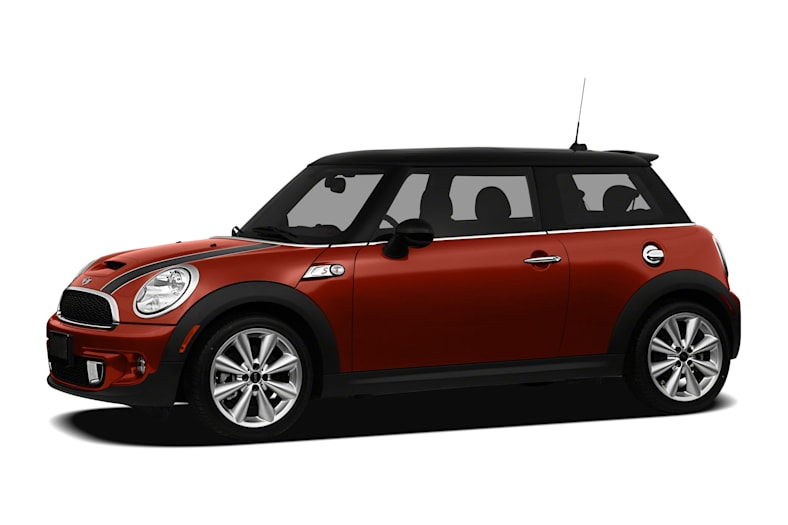 2012 MINI Cooper S Specs and Prices