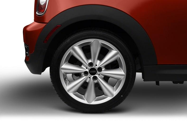 2012 MINI Cooper S Exterior Photo