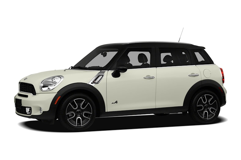 2012 Mini Cooper S Countryman New Car Test Drive