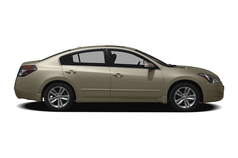 2012 Nissan Altima Exterior Photo