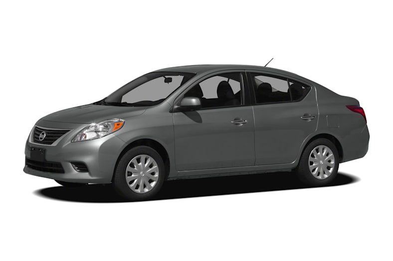 2012 nissan versa specs and prices