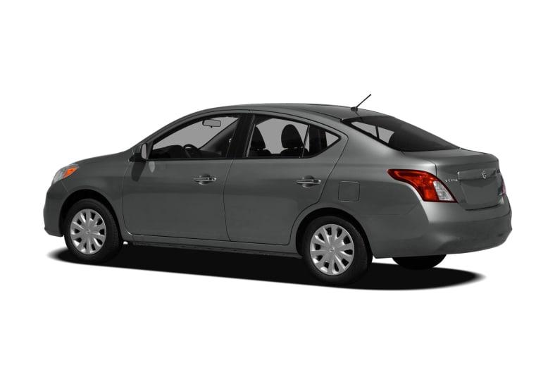 2012 Nissan Versa Specs And Prices