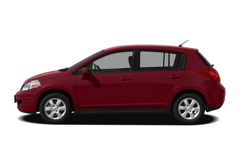 2012 Nissan Versa Exterior Photo