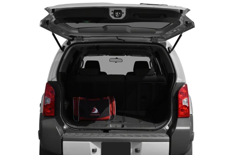 2012 Nissan Xterra Exterior Photo