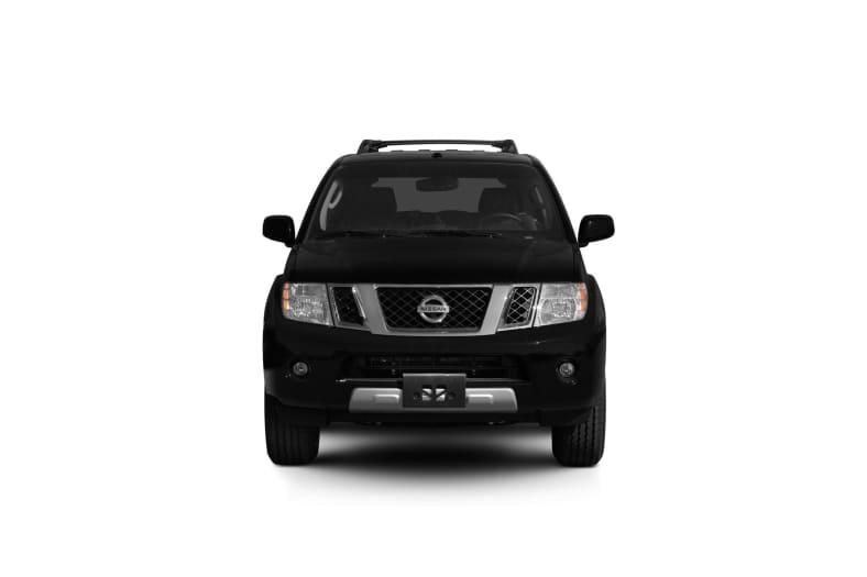 2012 Nissan Pathfinder Exterior Photo