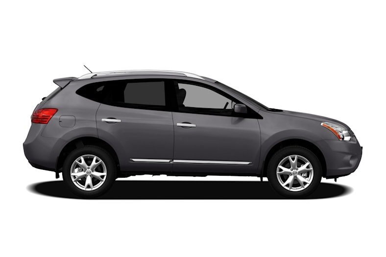 2012 Nissan Rogue Exterior Photo