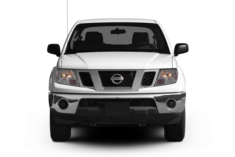 2012 Nissan Frontier Exterior Photo