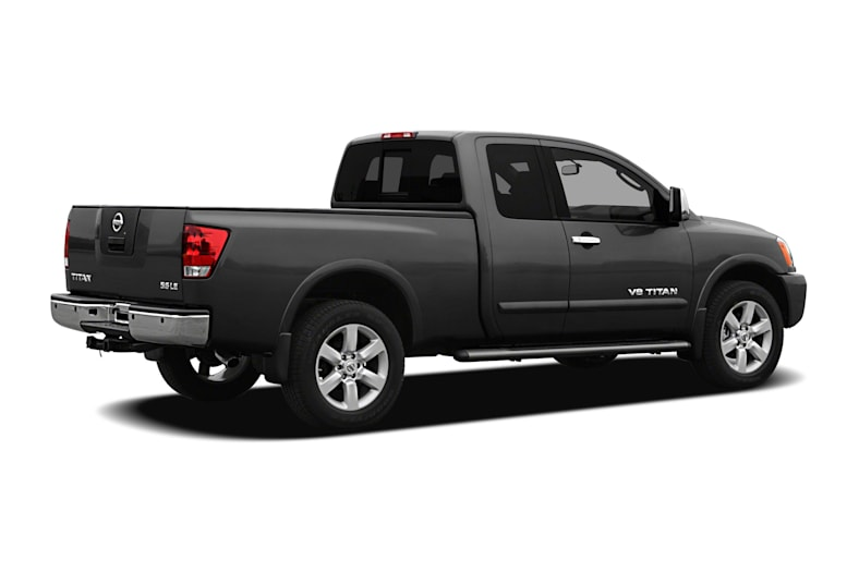 2012 Nissan Titan Exterior Photo