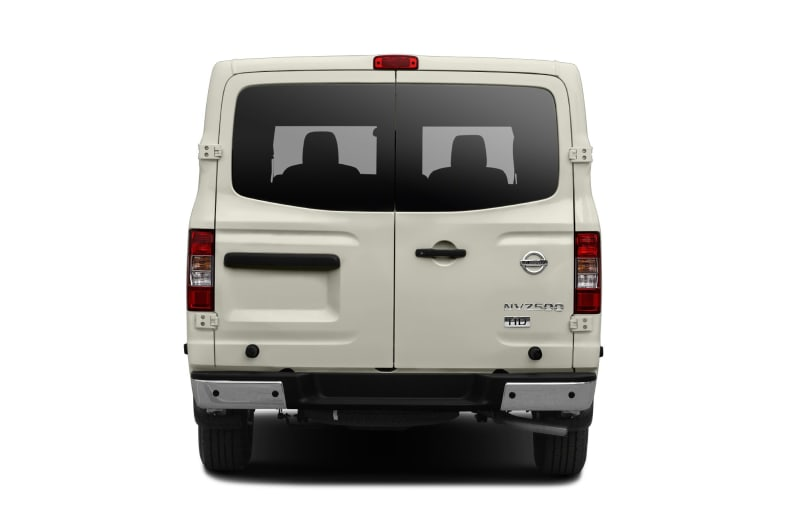 2014 Nissan NV Cargo NV2500 HD Exterior Photo