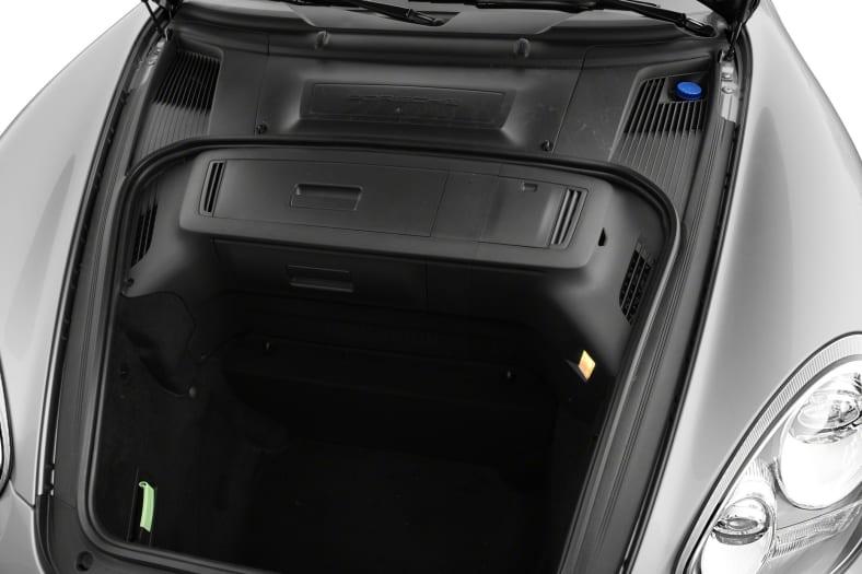 2012 Porsche Boxster Exterior Photo