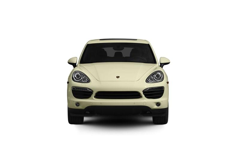 2012 Porsche Cayenne Exterior Photo