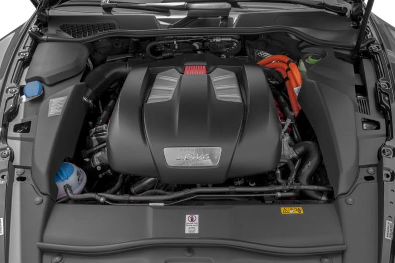 2012 Porsche Cayenne Hybrid Exterior Photo