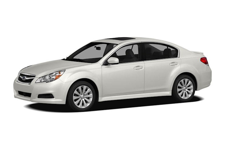 2012 Subaru Legacy Information
