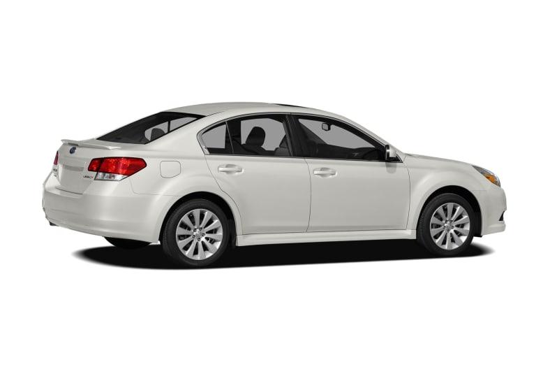 2012 Subaru Legacy Exterior Photo
