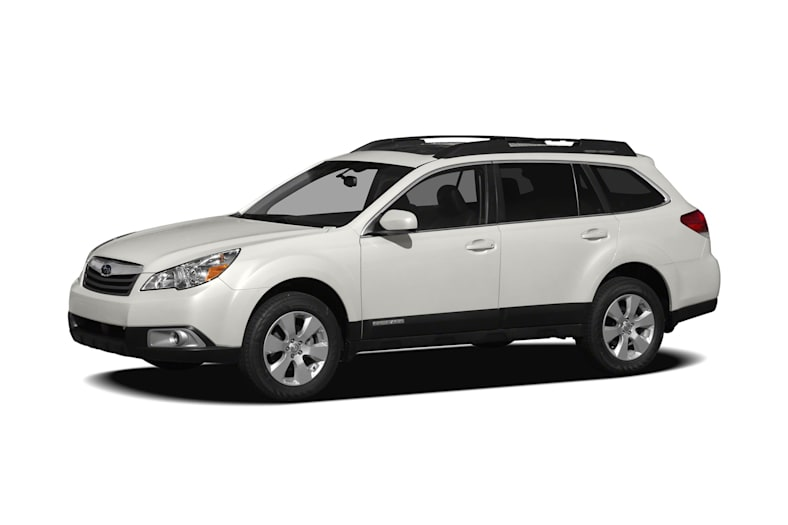 2012 Subaru Outback Exterior Photo