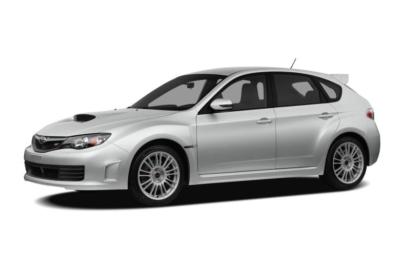 2012 Subaru Impreza Wrx Sti Information