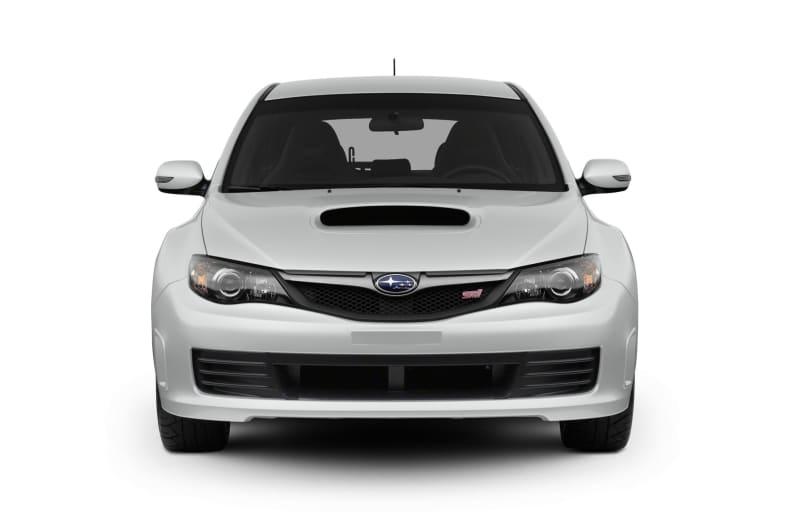 2012 Subaru Impreza WRX STi Exterior Photo