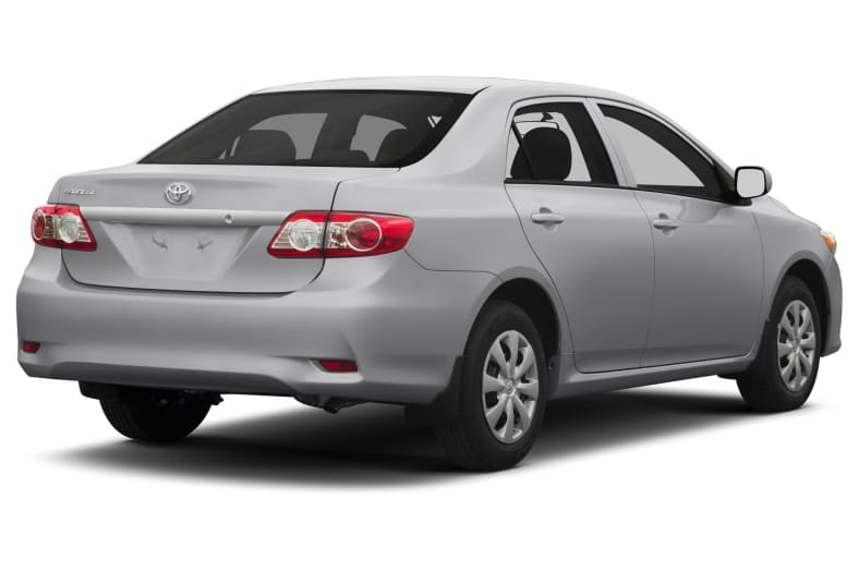 2012 Toyota Corolla Exterior Photo