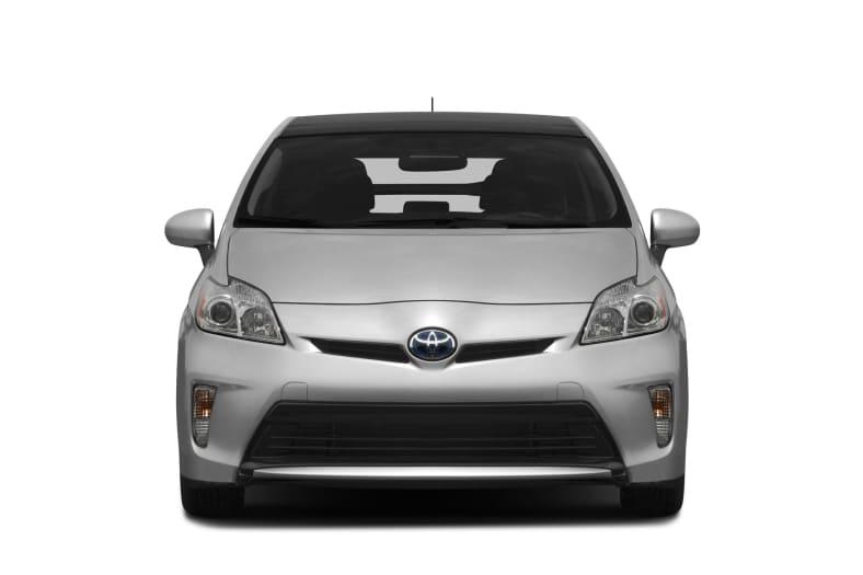2014 Toyota Prius Exterior Photo