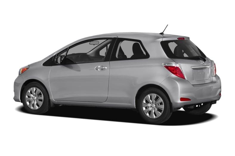 2012 Toyota Yaris Exterior Photo