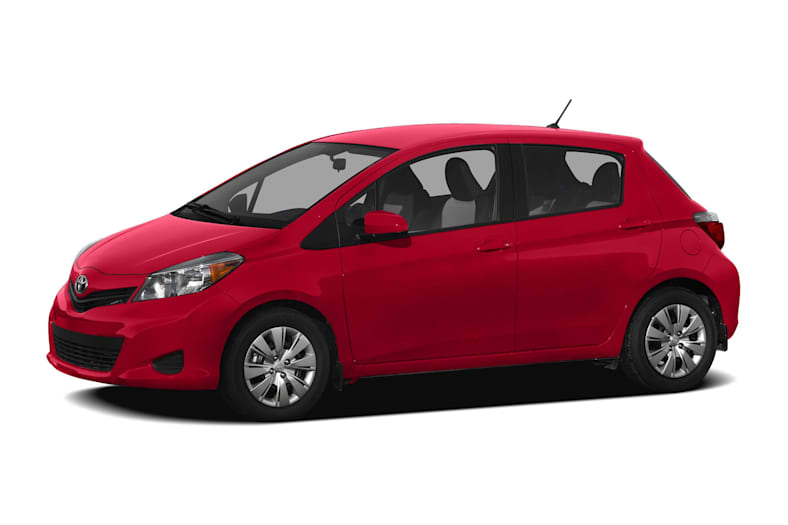 2012 toyota yaris l 5dr liftback information. Black Bedroom Furniture Sets. Home Design Ideas