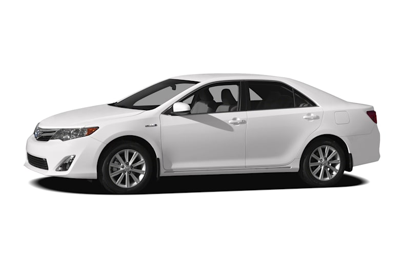 Toyota Camry 2012 >> 2012 Toyota Camry Hybrid Xle 4dr Sedan Pricing And Options