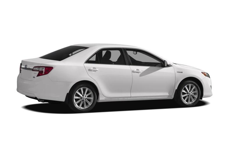 2012 Toyota Camry Hybrid Exterior Photo