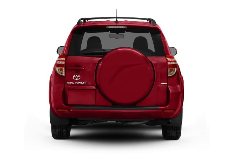 2012 Toyota RAV4 Exterior Photo