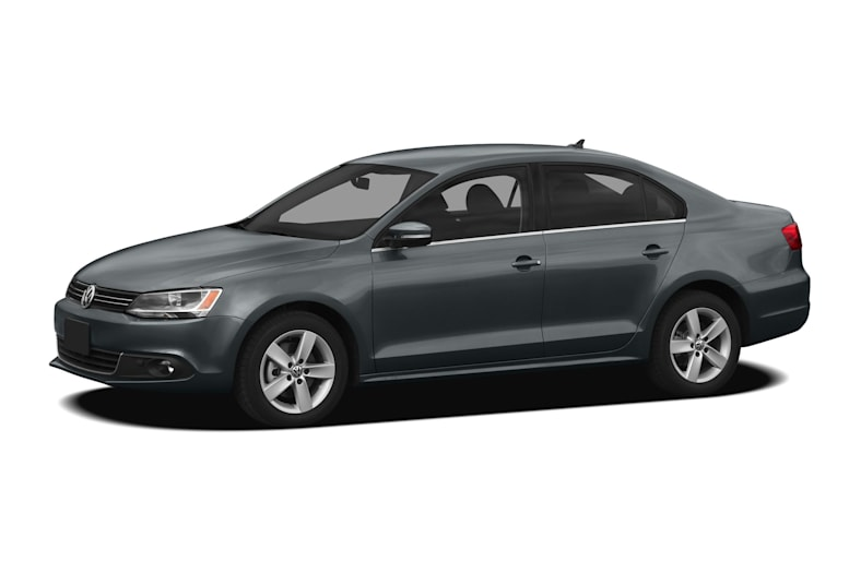 2012 Volkswagen Jetta 2 5L SE 4dr Sedan Pricing and Options