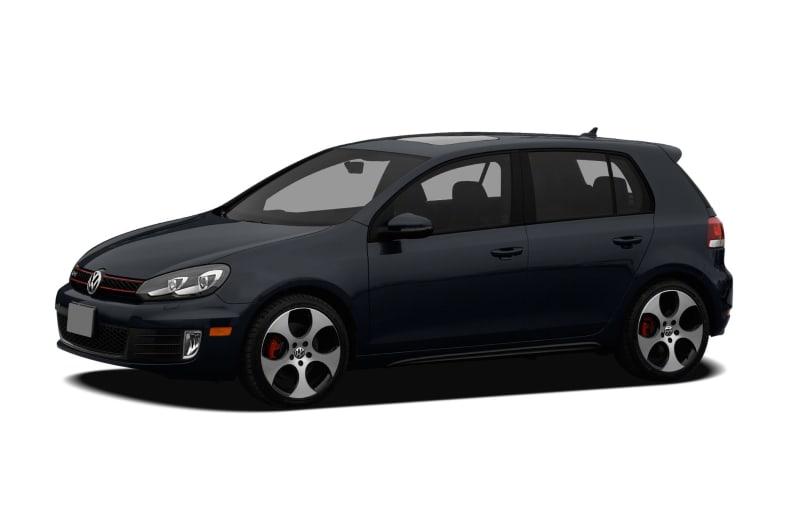 2012 Volkswagen GTI Exterior Photo