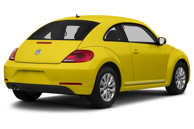 2012 Volkswagen Beetle Exterior Photo