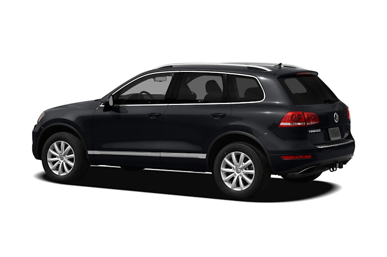 2012 Volkswagen Touareg Exterior Photo