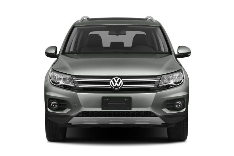2016 Volkswagen Tiguan Exterior Photo