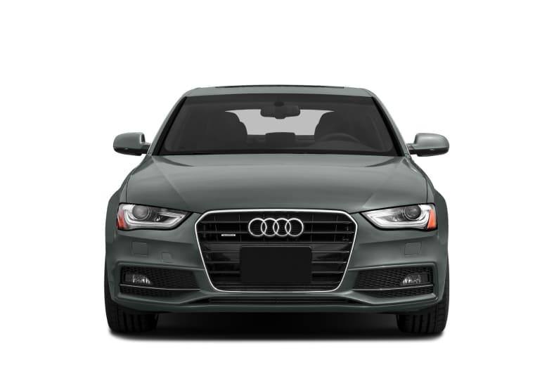 2013 Audi A4 Exterior Photo