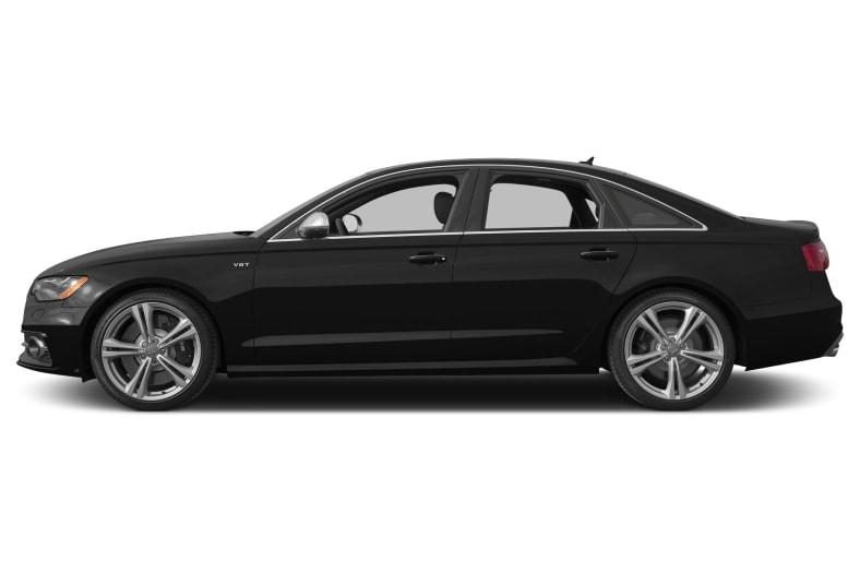 2013 Audi S6 Exterior Photo