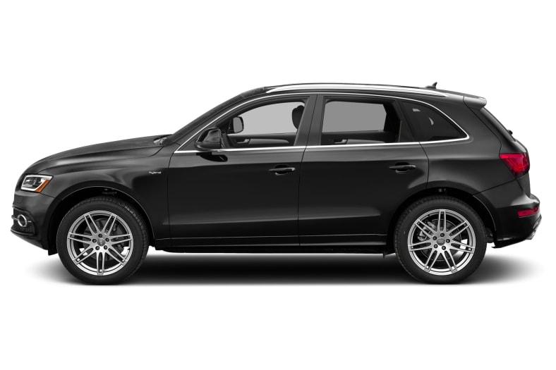 2016 Audi Q5 hybrid Exterior Photo