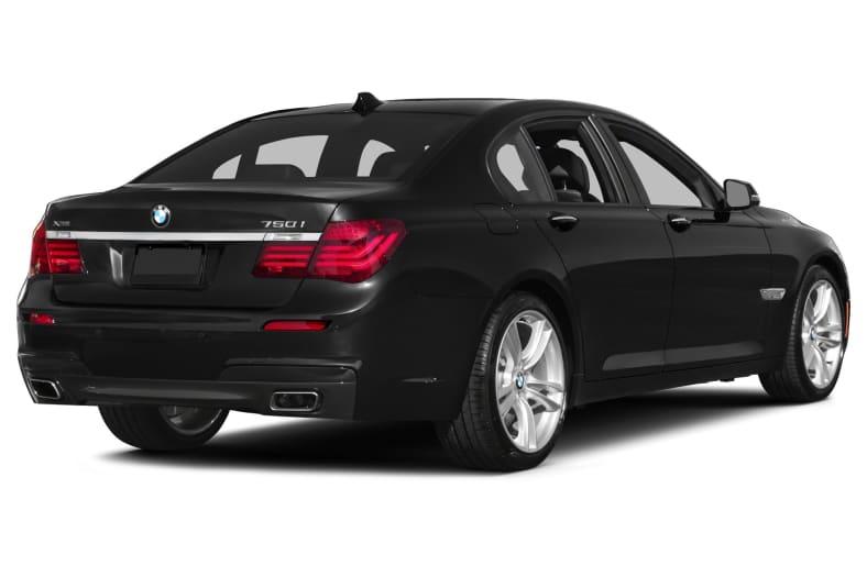 2014 BMW 750 Exterior Photo