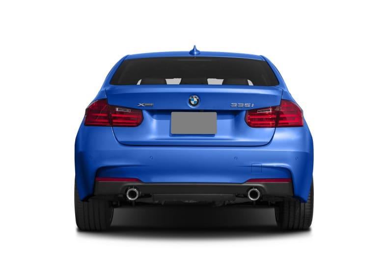 2014 BMW 335 Exterior Photo