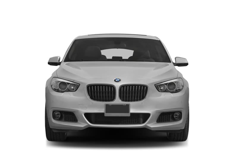 2013 BMW 550 Gran Turismo Exterior Photo