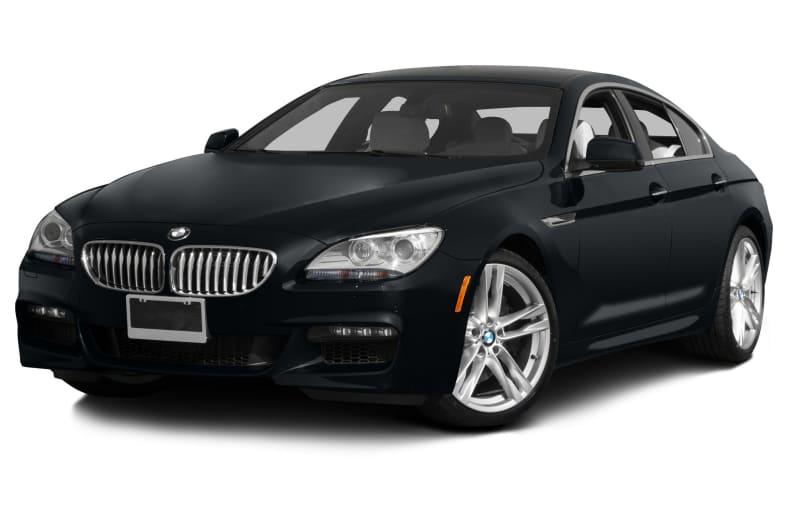 2013 BMW 640 Gran Coupe Exterior Photo