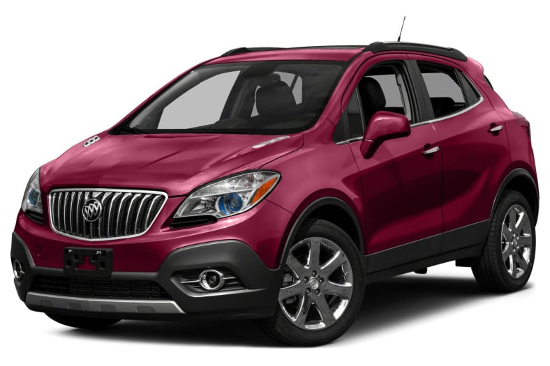 Captivating 2014 Buick Encore Exterior Photo