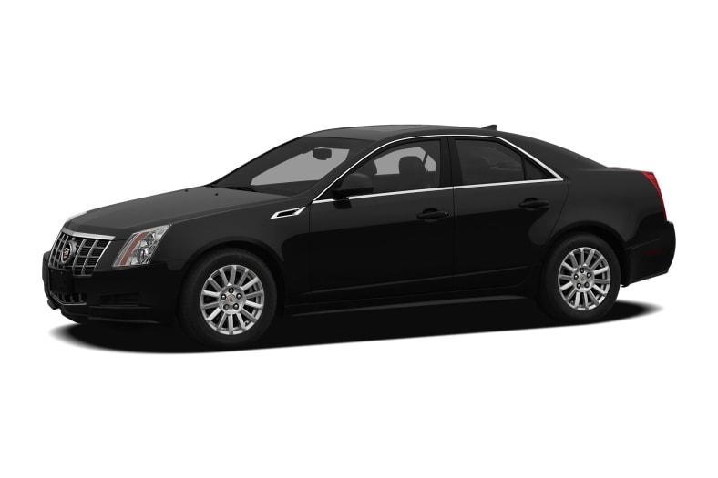 2013 Cadillac CTS Information