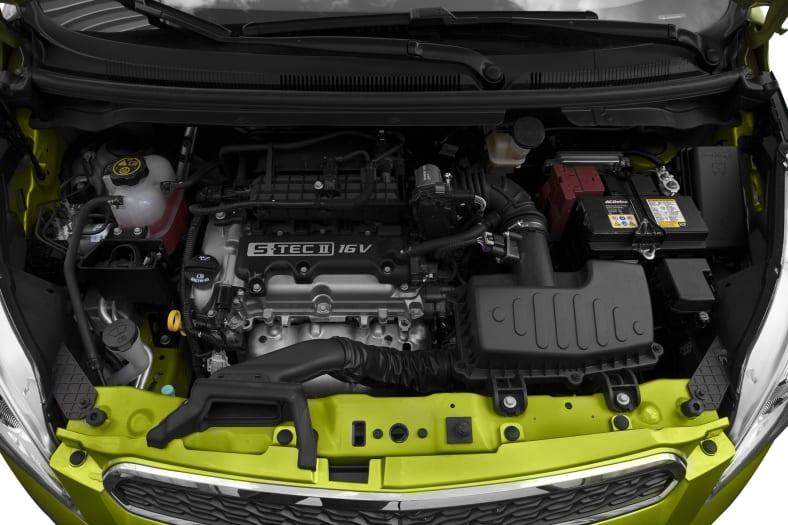 2013 Chevrolet Spark Exterior Photo