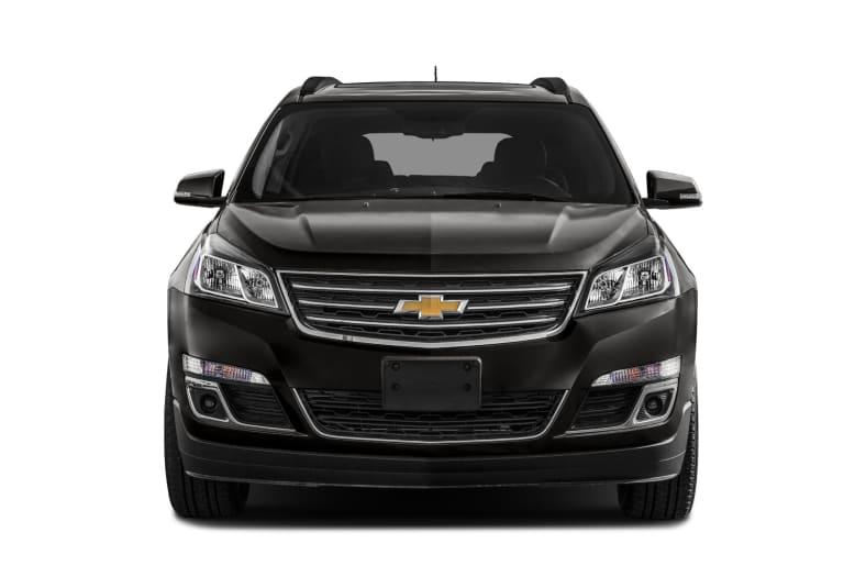 2014 Chevrolet Traverse Exterior Photo