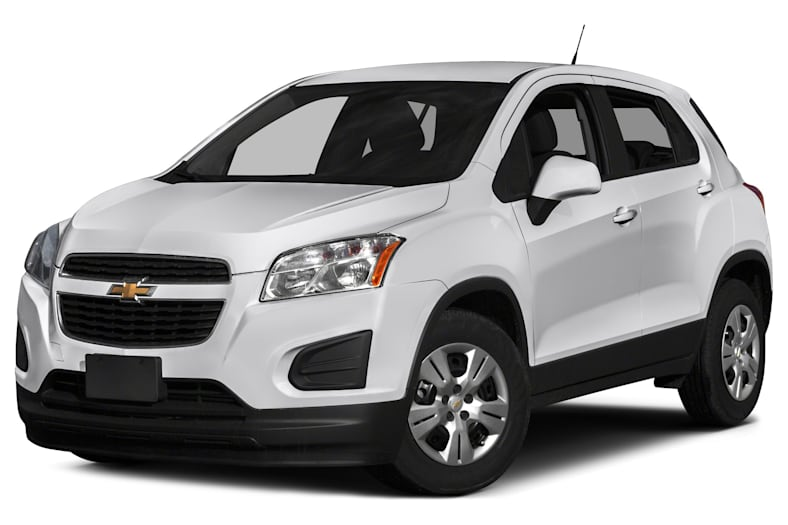 Chevy Suv Models >> 2016 Chevrolet Trax Information
