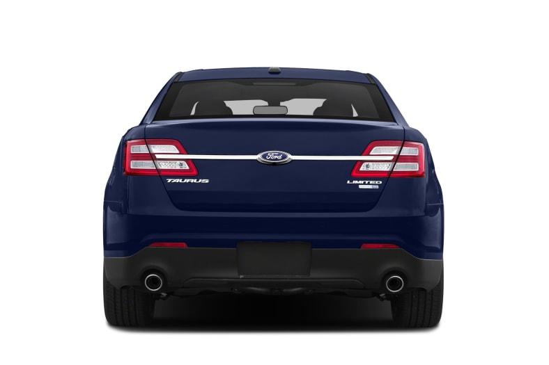 2013 Ford Taurus Exterior Photo